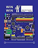 WIN-WIN: Robotic Note & Graph Book: Science, Technology, Engineering and Mathematics (STEM)