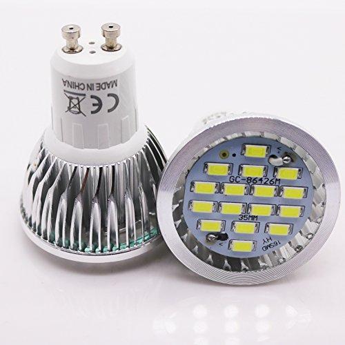 C; Led 5 W Gu10 Lampe Nouveaux Équivalent Produitsamp;Xff0 5 MGSVUzqp