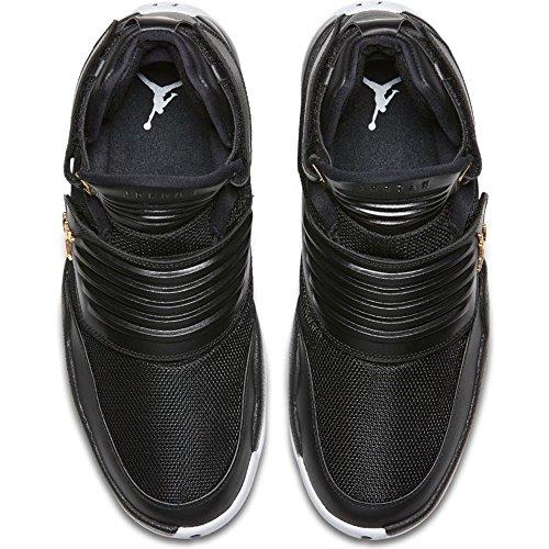 NIKE Jordan Generation 23 Mens Fashion-Sneakers AA1294 Black/Black-white-metallic Gold cheap sale get authentic OlJNgoyi