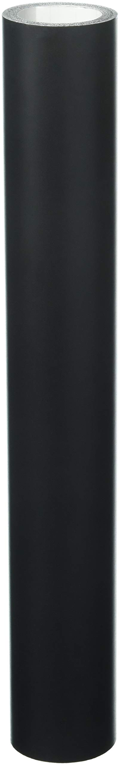 """Roll of Oracal 651 Matte Black Vinyl for Craft Cutters and Vinyl Sign Cutters (12""""x10FT)"""