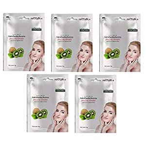 MOND'SUB Kiwi Fruit Beauty Skin Care Face Sheet Facial Mask with Natural Extract Repairing and Moisturizing 25gm each…