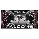 NFL Atlanta Falcons Fiber Beach Towel, 30 x 60-Inch