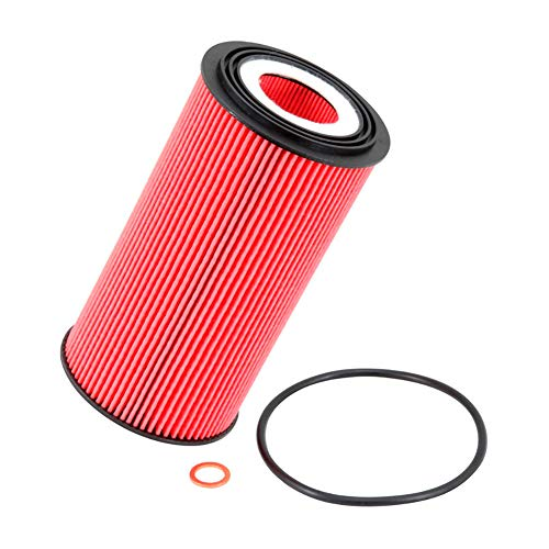 K&N Filters PS-7007 Car Oil Filter