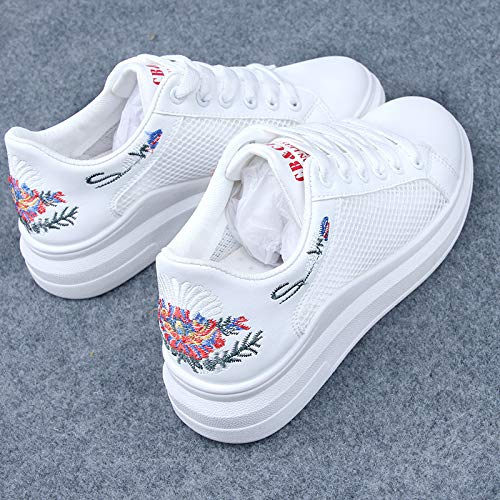 Shoes Size PU Ladies seven Thirty WFCAYDHN FL Sneakers Artificial nbsp;en Fashion 611qEg