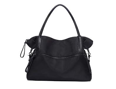 1d30cbc38052 YQueen Women Tote Shoulder Bag Nylon Fashion Travel Handbags Satchel Purse