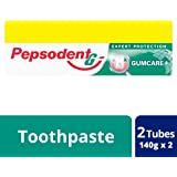 Pepsodent Expert Protection Gum Care Toothpaste, 2x140 g