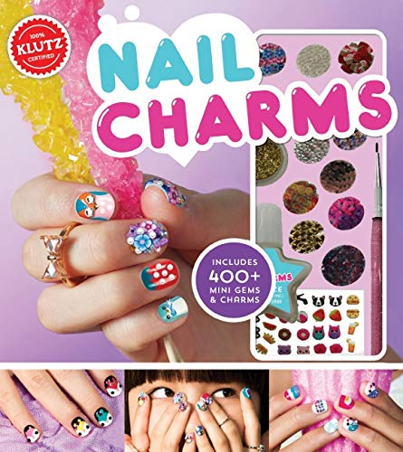 KLUTZ Nail Charms Toy - Finger Charm