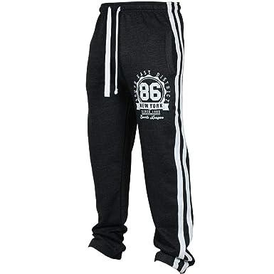 296db4ade83499 Sunfei Fashion Men s Sport Jogging Fitness Pant Casual Loose Sweatpants  Drawstring Pant (Small