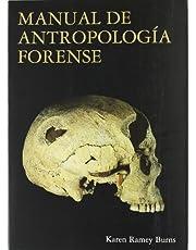 Manual de antropología forense