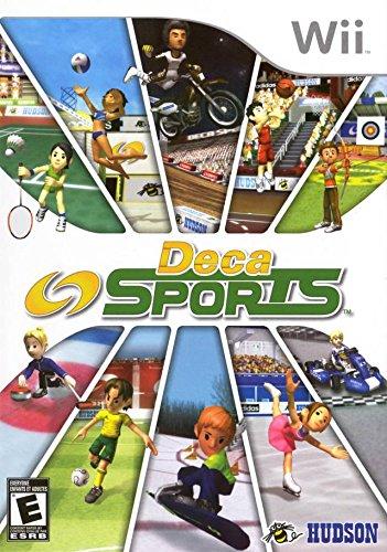 Deca Sports - Nintendo Wii - Dallas Outlets Tx Premium