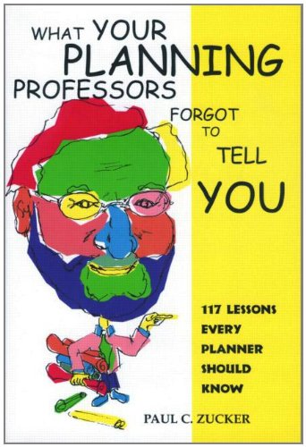 what your planning professors forgot to tell you lessons 読書メーター