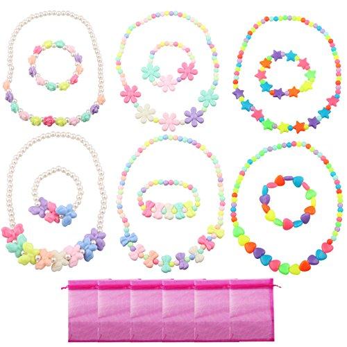 Necklace and Bracelet Sey