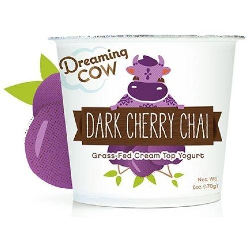 dreaming-cow-dark-cherry-chai-yogurt-6-ounce-12-per-case