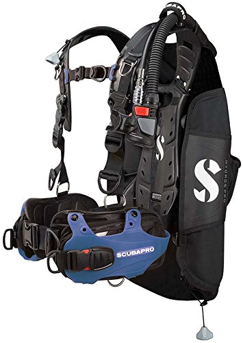 Scubapro Hydros BC color kits (Blue)