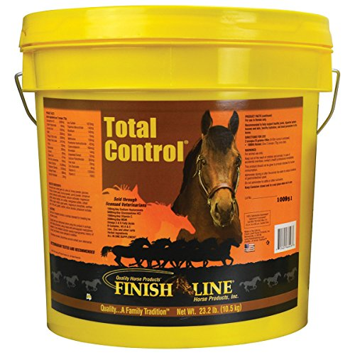 Finish Line Horse Products Total Control (23.2-Pounds) by Finish Line Horse Products