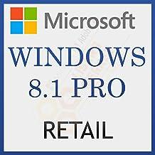 MS Windows 8.1 Professional | Con Factura | Versión Completa, Licencia Original de por vida, código de activación de la licencia de correo electrónico y tiempo de entrega del mensaje: de 0 a 6 horas
