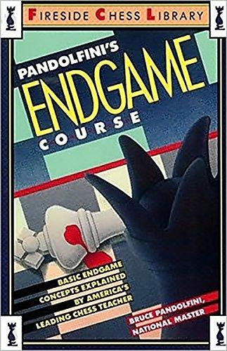 Software Endgame Chess (Pandolfini's Endgame Course: Basic Endgame Concepts Explained by America's Leading Chess Teacher (Fireside Chess Library))