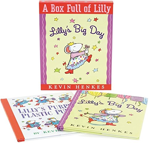 A Box Full of Lilly (Purple Plastic Purse)