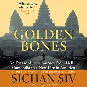 Golden Bones Audiobook