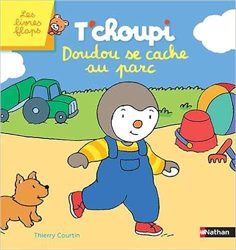T'choupi Doudou cache