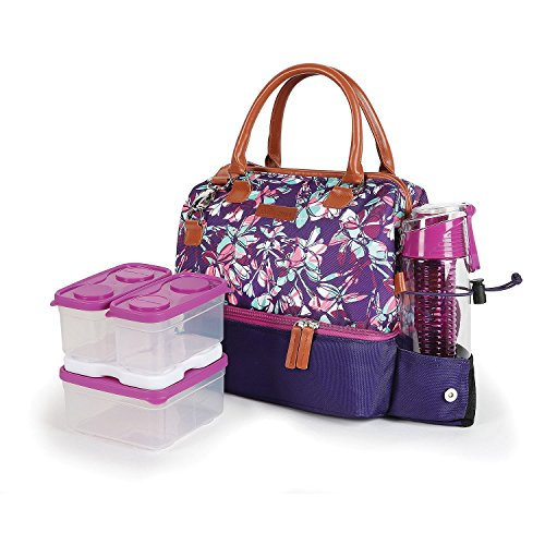 Arctic Zone Containers Bottle Purple