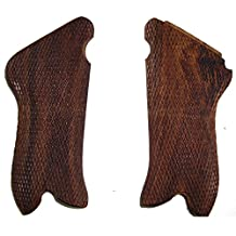 WW2 German Luger P08 Pistol Wooden Grips