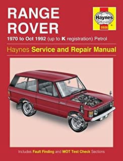 Restoration manual range rover restoration manuals dave pollard range rover v8 petrol owners workshop manual 70 92 haynes service and repair fandeluxe Image collections