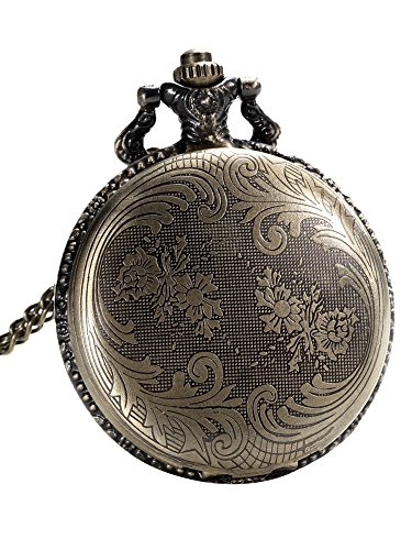 Mudder Vintage Quartz Pocket Watch