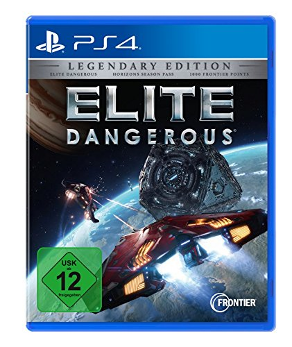 Elite Dangerous PS4 Xbox One amazon