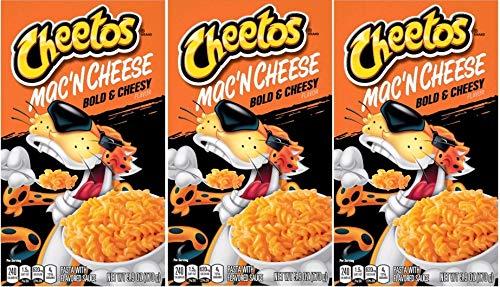 Cheetos Mac 'N Cheese 5.9 oz (Bold & Cheesy, 3 Pack)