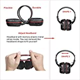 SIMOLIO Universal IR Wireless Headphones for Car