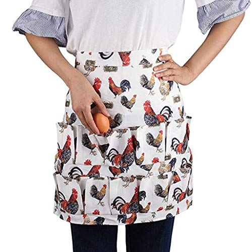 chicken apron for girls - 5