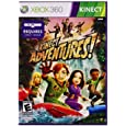 Kinect Adventures! Xbox 360 (Renewed)