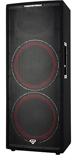 Cerwin-Vega CVI252 2000-Watts 2 x 15 Inches Passive 3-Way Loudspeaker