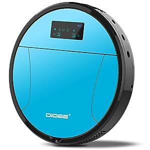 Amazon Com Diqee A3 Robotic Vacuum Cleaner 2 4 Quot Ultra
