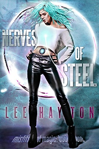 Nerves Series (Nerves of Steel (Misfits of Magic Book 1))