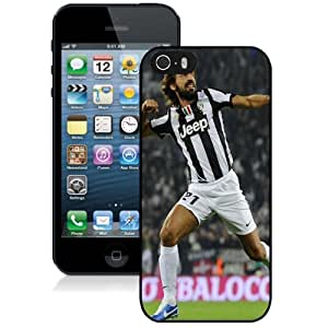 New Personalized Custom Designed For iPhone 5s Phone Case For Andrea Pirlo Phone Case Cover