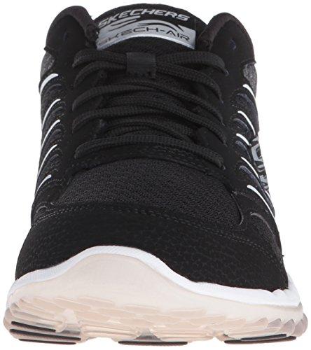 White Women's Skechers Love City 0 Sneaker Air Fashion Sport Black 2 Skech ZH5qAPxH