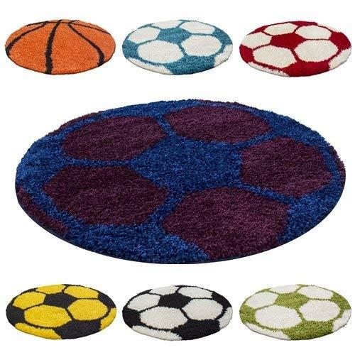 HomebyHome Alfombra Infantil Fútbol Baloncesto Diseño ...