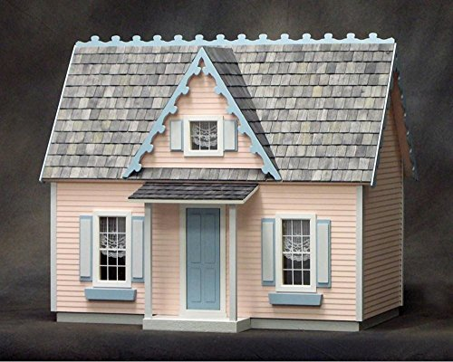 Junior Series Victorian Cottage Jr. Dollhouse by Real Good Toys