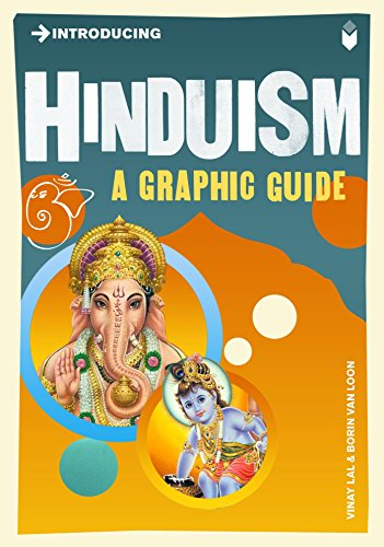 Introducing Hinduism: A Graphic Guide (Introducing...) cover