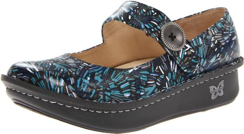 Alegria Paloma Flat Collage Women's Blue 0x0T1E5rqw