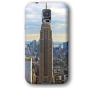 Empire State Building New York City Samsung Galaxy S5 Slim Phone Case