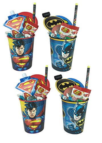 dc-superman-and-batman-pre-filled-favor-set-4-pack