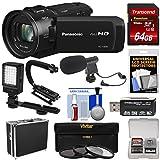 Best Panasonic 1080p Video Cameras - Panasonic HC-V800 Wi-Fi Full HD Video Camera Camcorder Review
