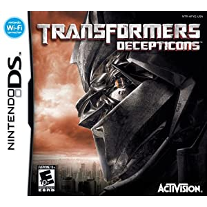 Transformers - Decepticons - Nintendo DS