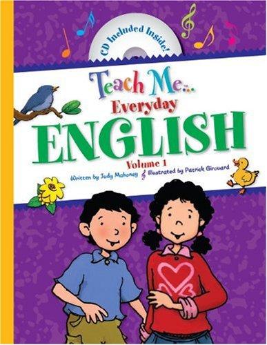 Teach Me Everyday English (Teach Me... (Teach Me Tapes))