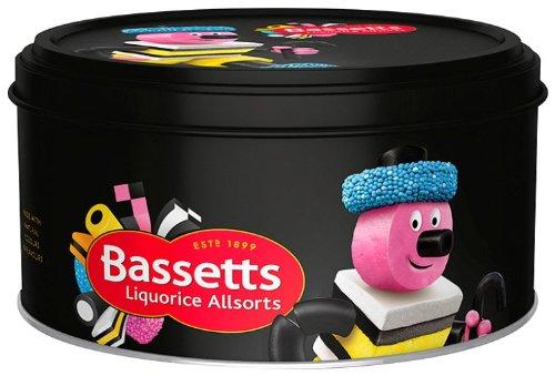 Cadbury Bassetts/Liquorice Allsorts Tin 800 g (Pack of 2): Amazon.co.uk: Grocery
