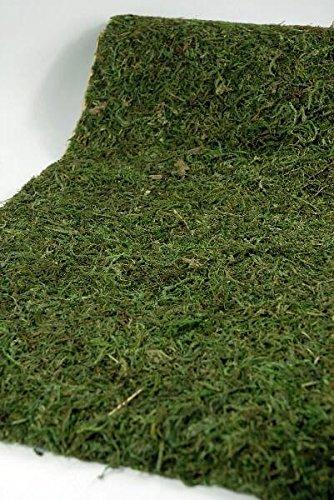 Richland Preserved Moss Sheeting Runner 16'' x 48''