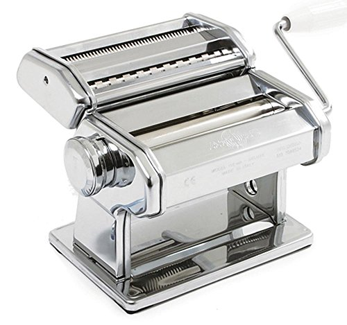 Kitchen Tools Marcato Atlas 150 Deluxe Pasta Machine Noodle Maker Table Clamp Made in Italy by Cooking Utensils